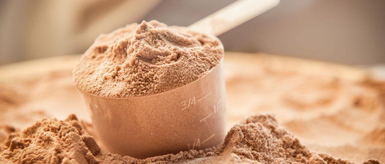 Trenuj i jedz dużo białka