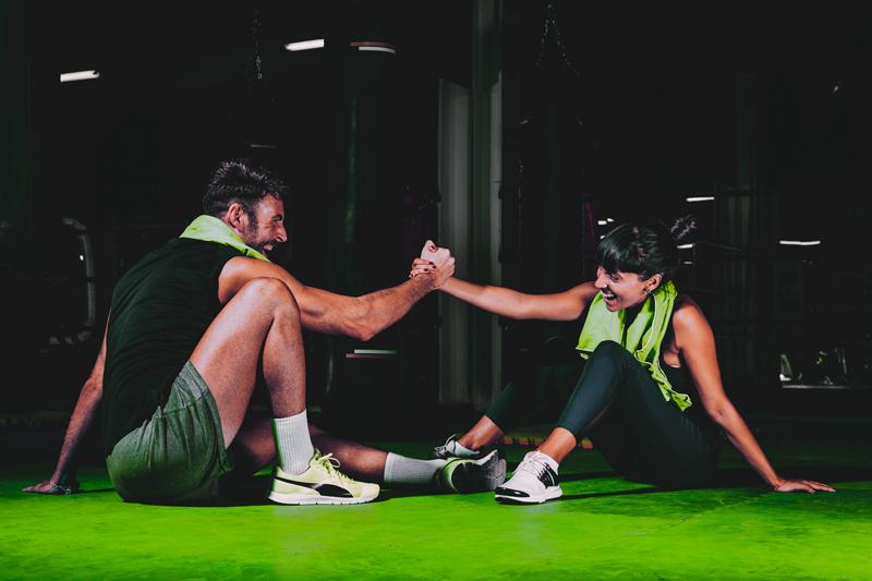 Plan treningowy Endorfina