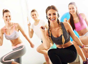 Zumba - Mocne taneczne zajęcia w Endorfinie