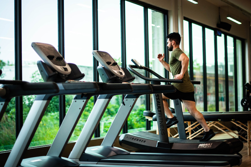 Wykonuj treningi aerobowe - Fitness Klub Endorfina