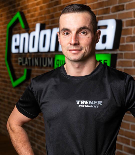 Trener personalny Michal Zugaj