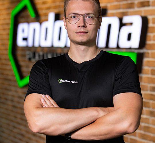 Maksym Wiczyński - trener