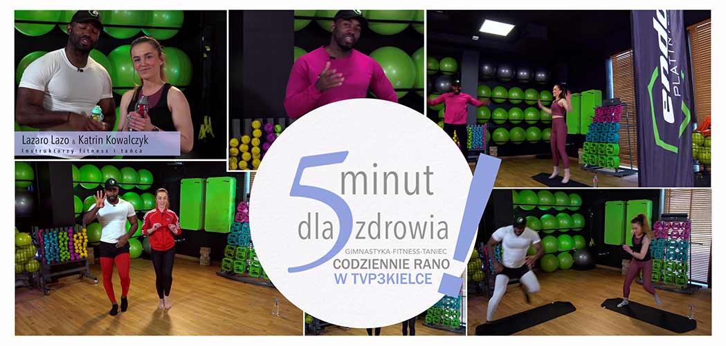 5 minut dla zdrowia - Endorfina Kielce