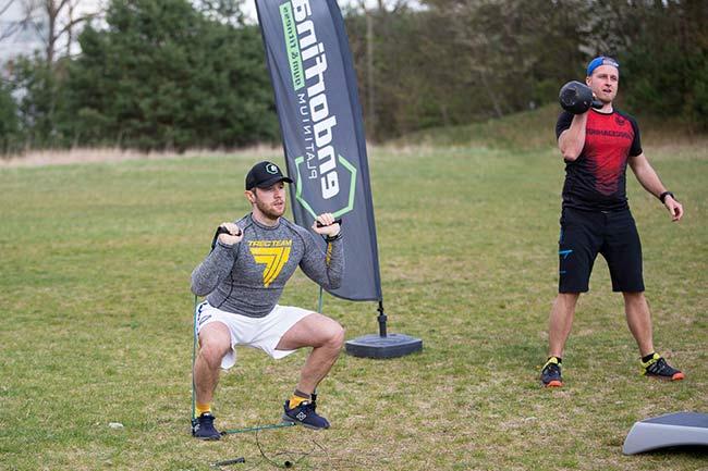 Treningi outdoor z Endorfiną