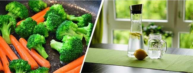 Warzywa pełne zdrowia i energii