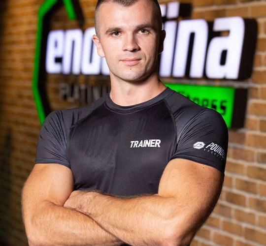 Paweł Gonera - trener