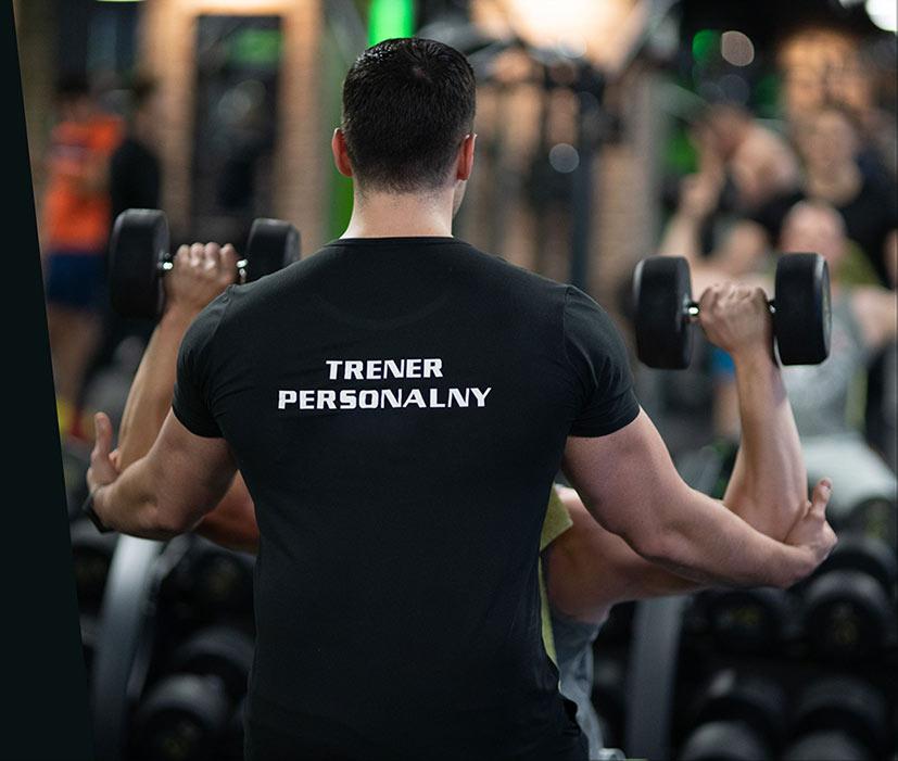 Trener personalny Endorfina